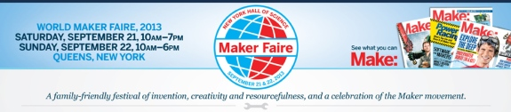 2013 World Maker Faire New York